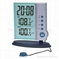 Digital Weather Station Clock