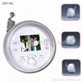 Digital Photo Frame with Radio and