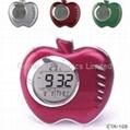 苹果万年历时钟