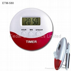 LCD Digital Timer Clock as Promotion Gifts