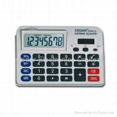 Pocket Calculator with S