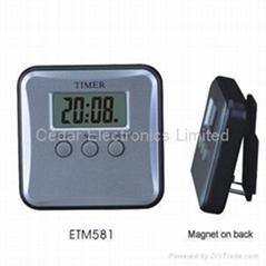 Kitchen Digital Timer Clock