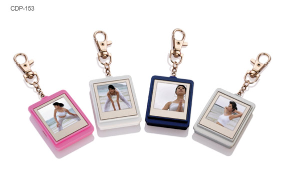 Mini Digital Photo Frame with Keychain 3