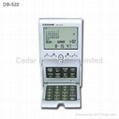 Deaktop Digital Calendar with Calculator & World Time Clock 5
