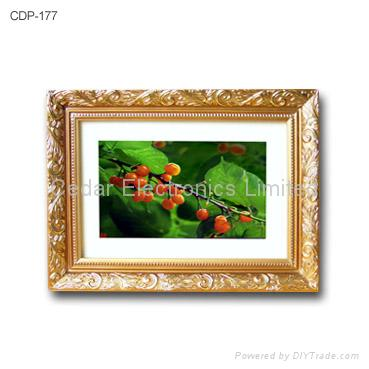 "3.5"" NXP Digital Photo Frame 4"