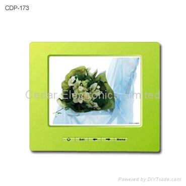 3.5-inch NXP Digital Photo Frame 1