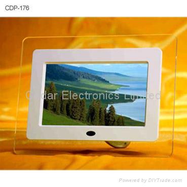 3.5-inch NXP Digital Photo Frame 4