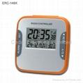 LCD數碼日曆電波鐘