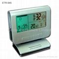 Weather Station Clock