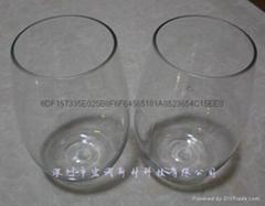 供應Tritan塑料酒杯