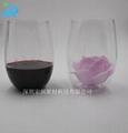 供应Tritan塑料酒杯 2