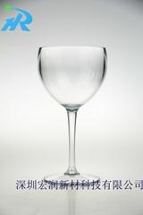 供應塑料高腳杯