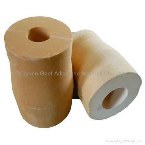 Phenolic Foam Pipe Insulation Support - GOOT (China ...