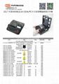 MAX LETATWIN高速電腦線號打印機LM-550A 2