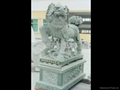 麒麟雕刻 5