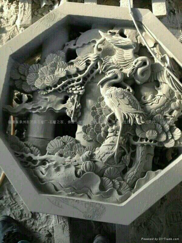 青石浮雕,惠安石雕 3
