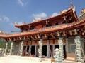 Relief, dragon column