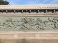 青石浮雕酒龙壁,在线雕刻