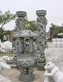 专业生产青石龙柱 石雕批发 厂