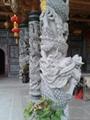 专业生产青石龙柱 石雕批发 厂家直销 4