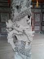 专业生产青石龙柱 石雕批发 厂家直销