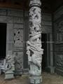 龍柱石雕批發 廠家直銷 5