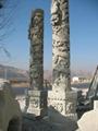 古建寺廟龍柱 廠家直銷