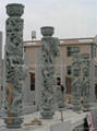 寺庙龙柱批发 福建石雕厂家直销