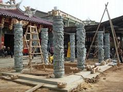 龍珠浮雕批發 福建石雕 廠家直銷