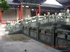 石欄護欄 石雕欄杆批發廠家直銷