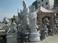 青石佛像石雕观音雕像 2