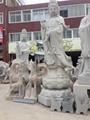青石佛像石雕观音雕像