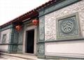福建青石浮雕窗子 5