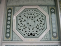 福建青石浮雕窗子 6