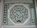 福建青石浮雕窗子