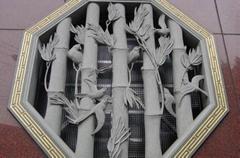 福建石雕廠直銷石窗批發