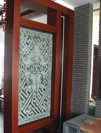 福建青石浮雕 1