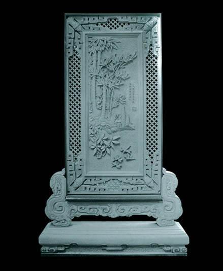 福建青石浮雕 3