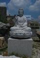 观音石雕佛像雕刻