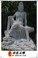 觀音石雕佛像雕刻 5
