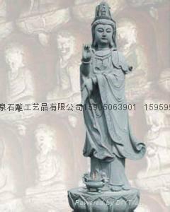 观音雕像佛像雕刻批发 1