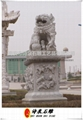 石雕獅子獻錢獅 3