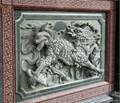 厂家直销-(寺庙雕刻)-青石精雕浮雕 4