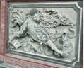 厂家直销-(寺庙雕刻)-青石精雕浮雕 5