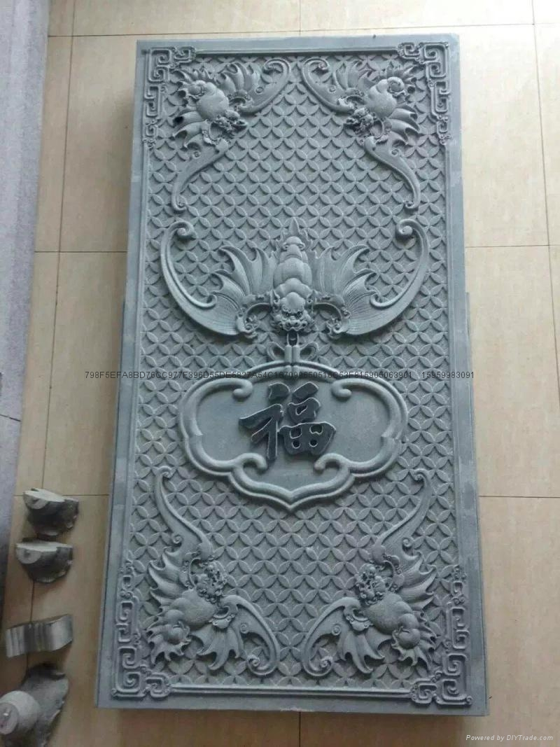 福建石雕-厂家直销-青石浮雕 3
