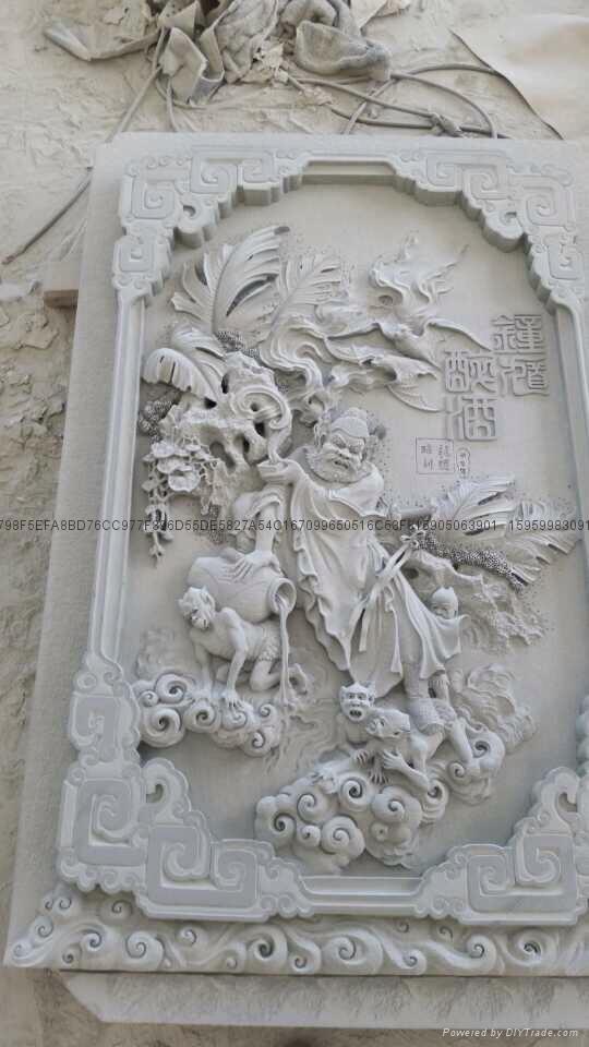 廠家直銷福建青石浮雕雕刻 3