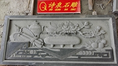 福建石雕廠供應青石浮雕石材雕刻