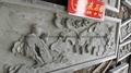 专业生产青石浮雕寺庙挂壁厂家直销 3