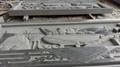 专业生产青石浮雕寺庙挂壁厂家直销