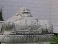 廟宇彫刻山神彫塑 3